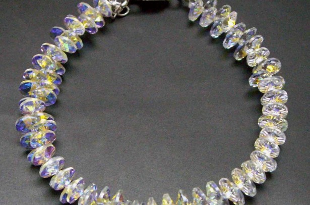 SWPUL017 PULSERA GLASS CRYSTAL AB
